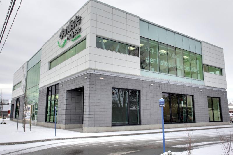 Nos nouveaux bureaux sur le Boulevard Curé-Labelle à Blainville.