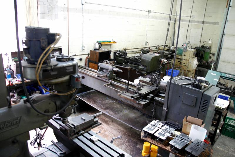 machine shop inc