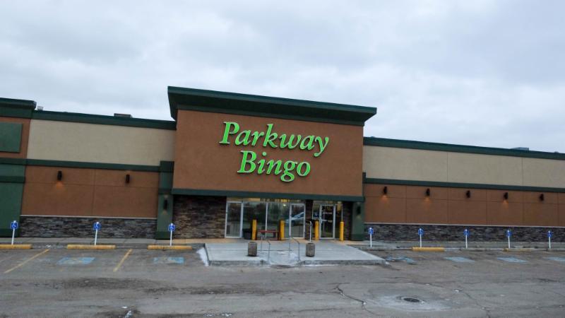 Edmonton Bingo Halls