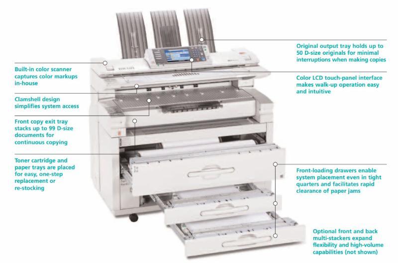 Ricoh Engineering Print SYstem