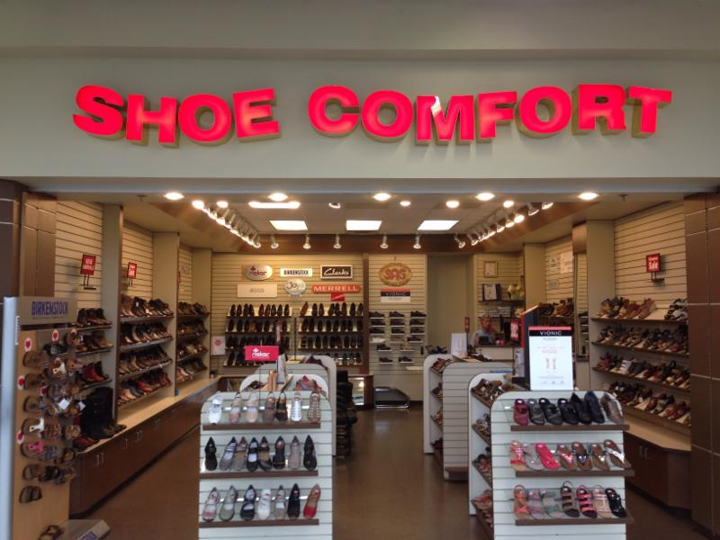 Shoe Store In Montreal Quebec