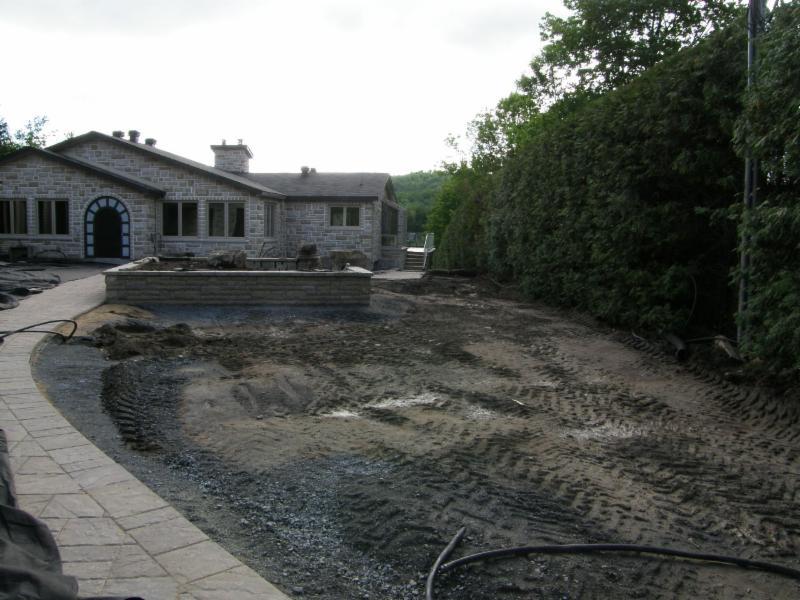 Bigras paysagement horaire d 39 ouverture 300b ch de la - Horaire piscine blainville ...