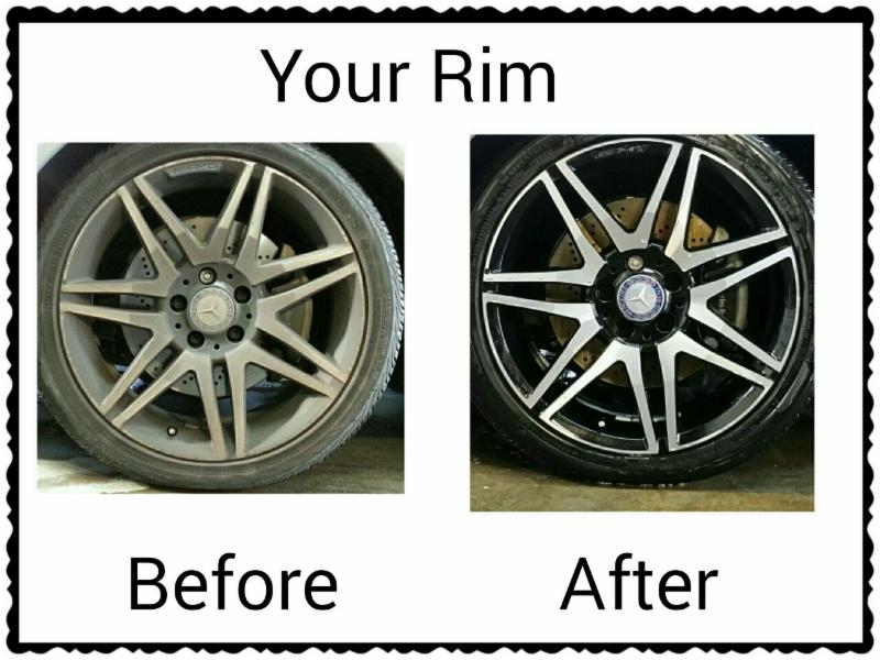RIM LOVER FOR THOSE      WHO LOVE THERE RIMS      SPECIAL CLEANER!!!     BRAKE DUST REMOVER     RUST      REMOVER     GREASE      REMOVER     ETC!!!