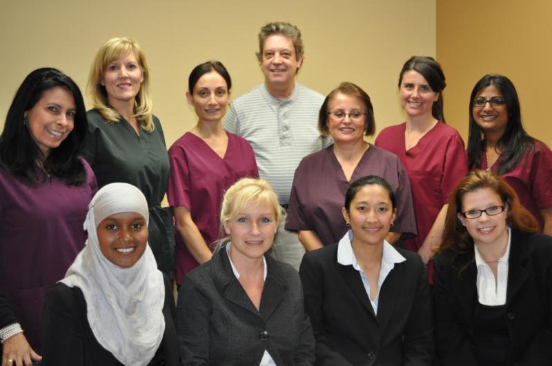 Meet our Panorama Hills Dental Team