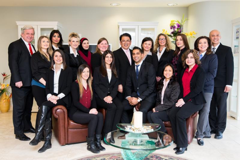 Estrabillo Dental Group Team Photo