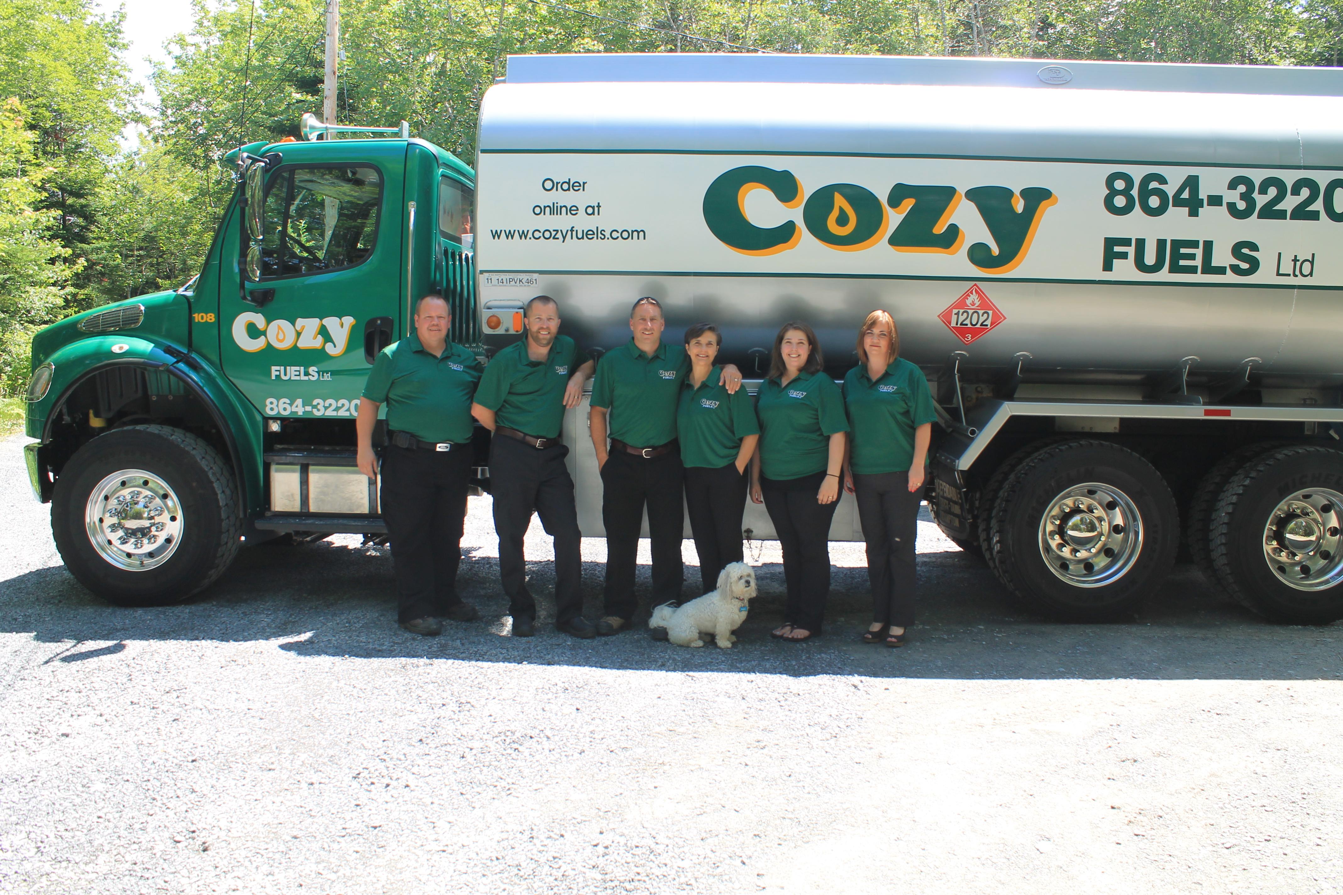 Cozy Fuels Ltd Lower Sackville Ns Po Box 70015
