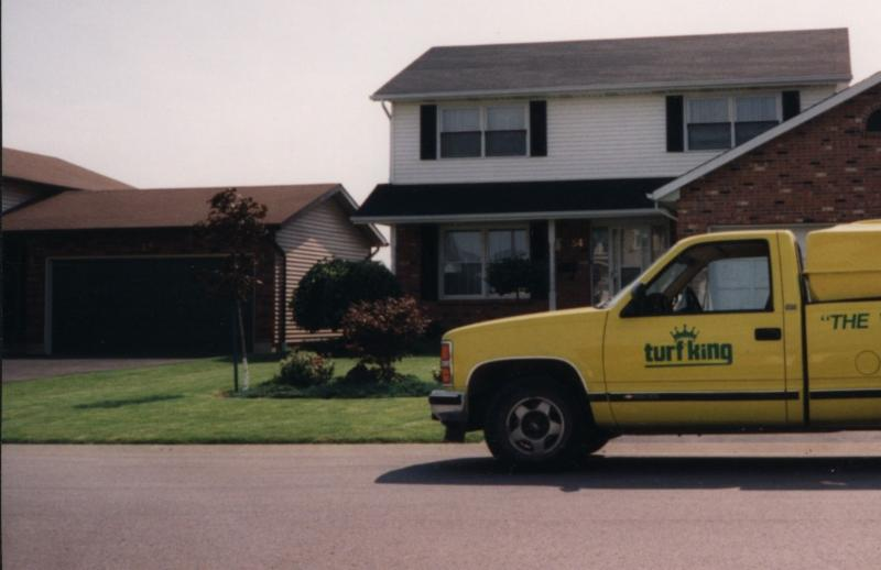 Turf King services your home and lawn with high quality products carefully applied by trained technicians