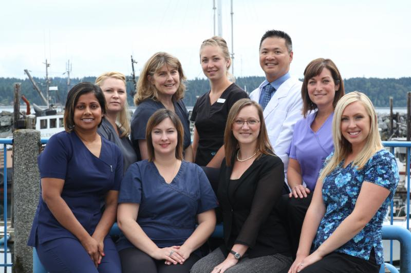 Pier Street Dental Staff Photo