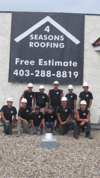 Superb ... Photo Whalleyu0027s Four Seasons Roofing ...