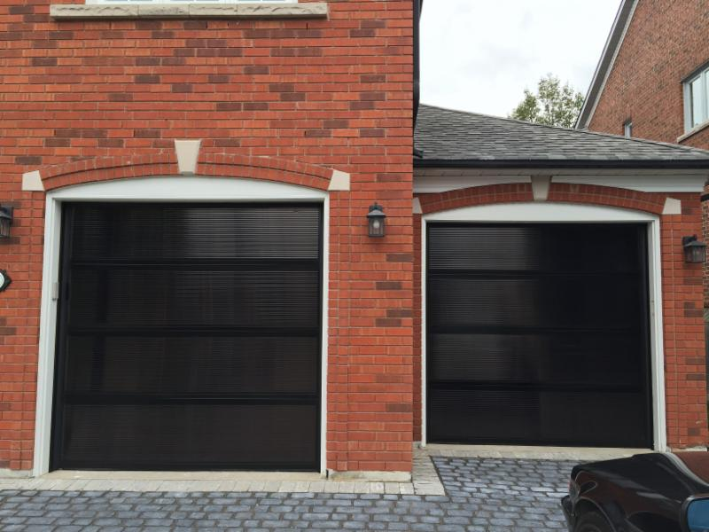 Newmarket garage doors inc opening hours 2 160 pony dr for Garage door opens on its own