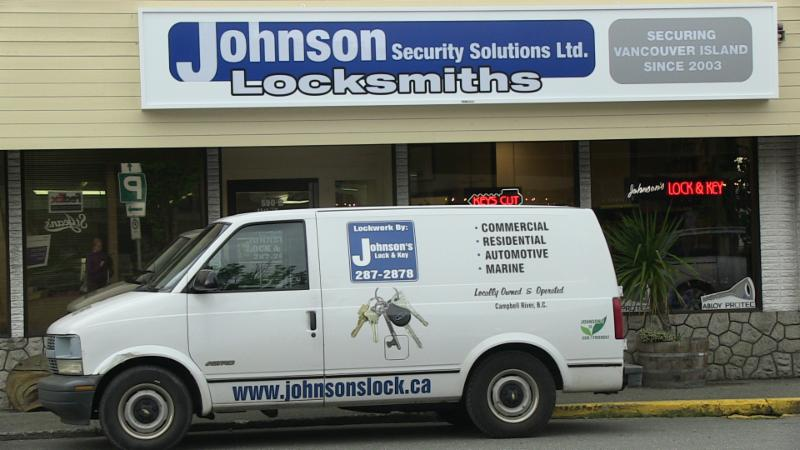 photo Johnson's Lock & Key