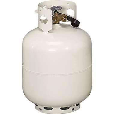 We refill your propane tank Monday - Saturday