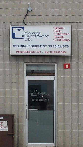 Hawkes Electro-Arc Ltd Entrance