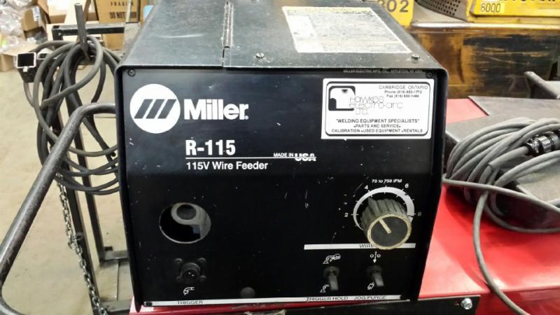 Miller Wire Feeder