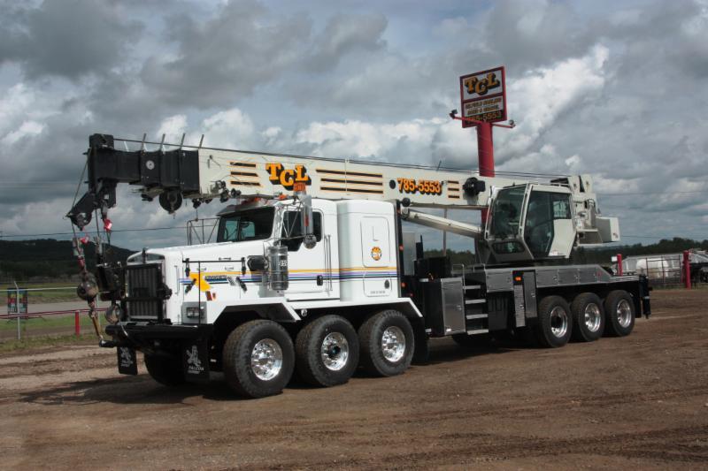 55 ton National picker