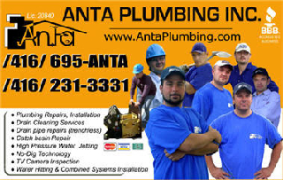 photo Anta Plumbing and Drain