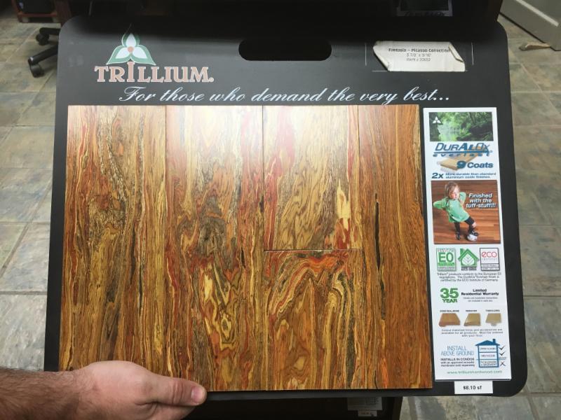 pacasso hardwood