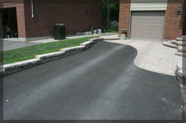 Increase your property¿s value with a newly paved asphalt driveway from Ottawa Pavemaster. Asphalt pavement is durable and resilient, creating a polished look to any drive. Preferred for parking lots, roadways, airstrips, and more.