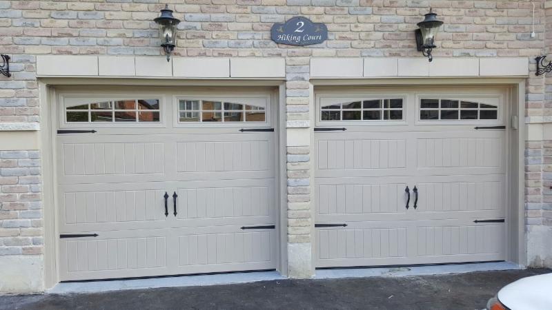 Moga Garage Doors Inc Opening Hours 25 Estateview Cir