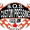 Something On Something Custom Pressing - Decals - 3069333229
