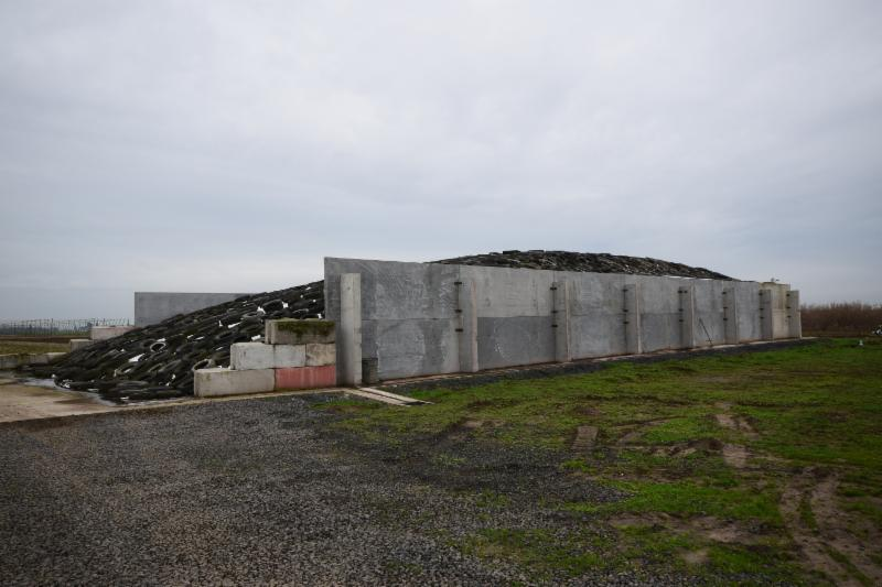 Wallspan Horizontal Bunker Silo Wall