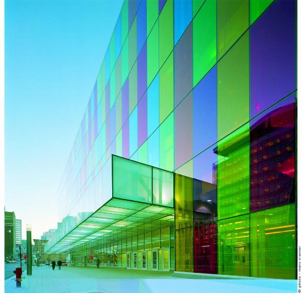 Architecture - Palais des Congrès, Montréal      Mettre à jour