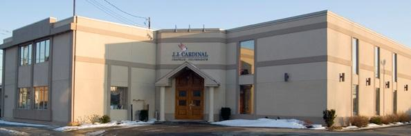 Cardinal Funeral Home Dorval