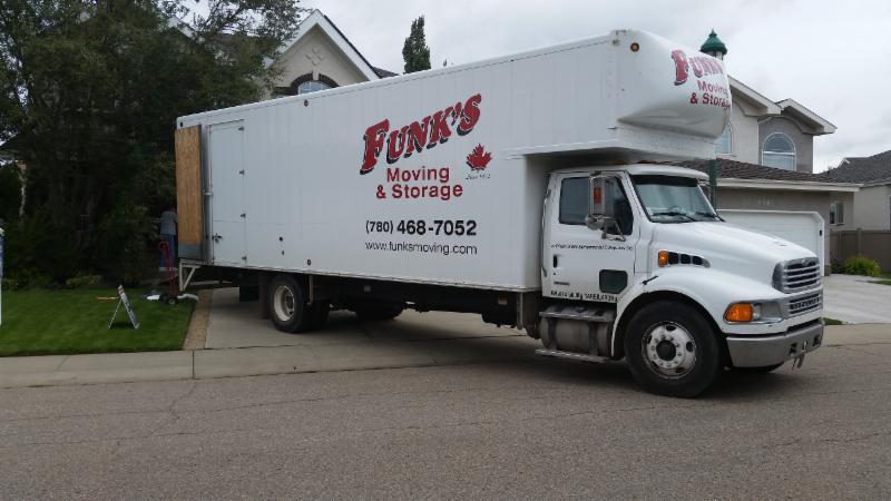 photo Funk's Moving & Storage