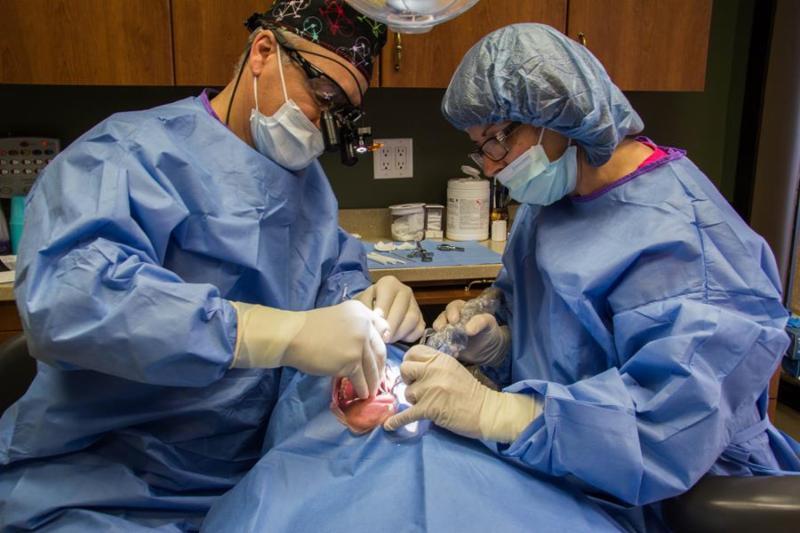 Implantologie 3D