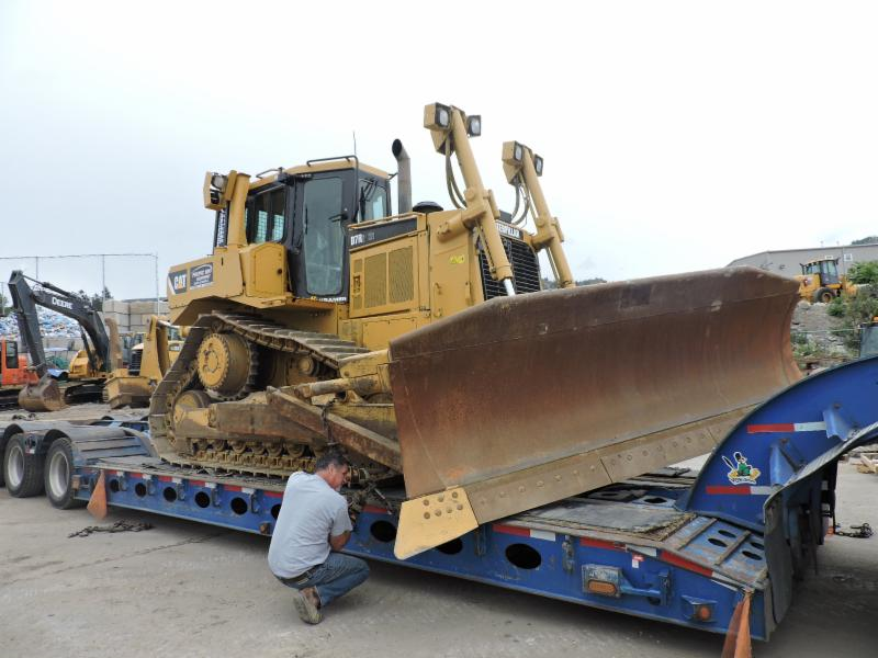 Lots of bigger equipment also available so we can help you with those large construction projects.