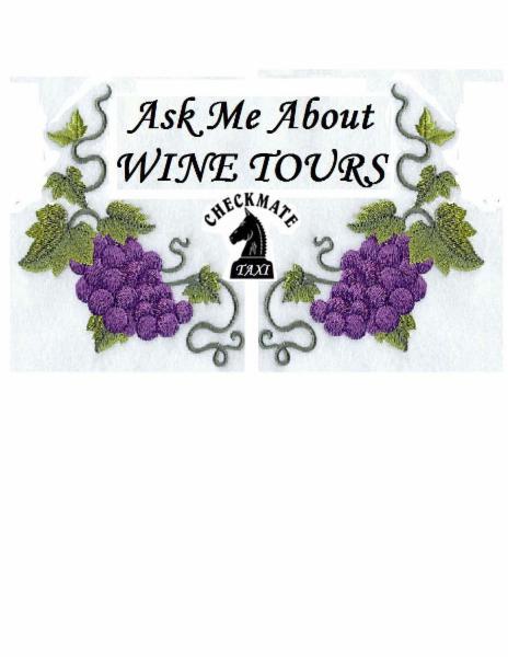 Wine Tours $50 an Hour in Kelowna