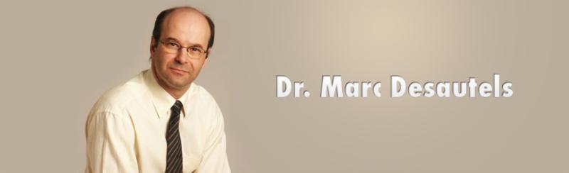 Dr. Marc Desautels