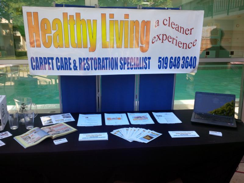 Healthy Living Carpet Care u0026 Restoration Specialist - Breslau, ON - 3593 Chilligo Rd : Canpages