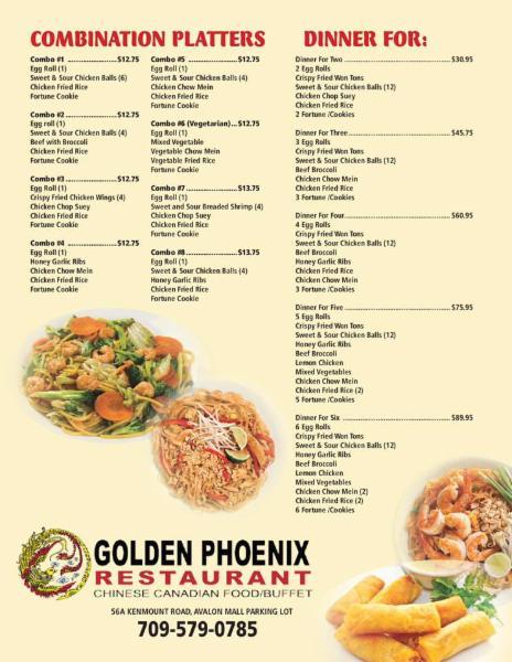 Chinese Food Buffet St John S