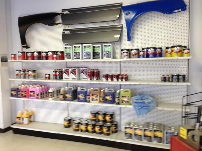 Car Paint Supply Edmonton