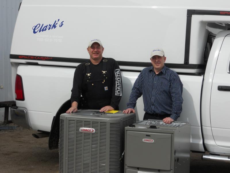 Clark S Plumbing Amp Heating Corp Lac La Biche Ab 114