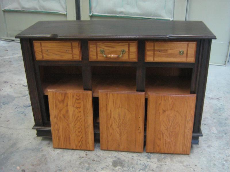 Finition de meubles la touche horaire d 39 ouverture 6210 for Finition de meuble