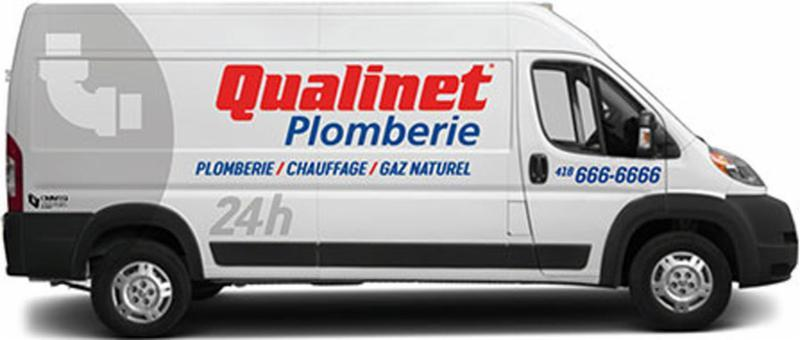 Qualinet Plomberie. Plombier urgence