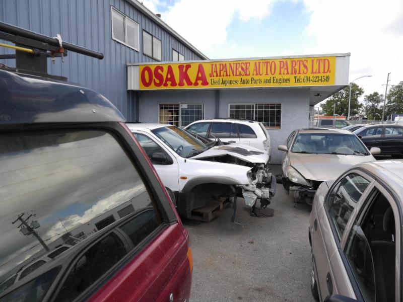 Osaka Japanese Auto Parts Ltd Richmond Bc 1071