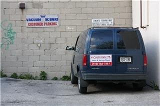 A Vacuum King Ltd Toronto On 540 Mount Pleasant Rd