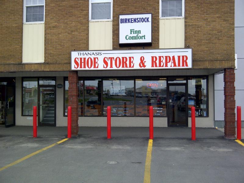 Birkenstock Shoe Repair Edmonton