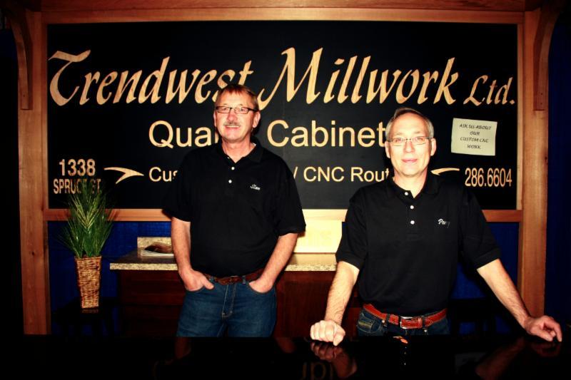 Trendwest Millwork Ltd Campbell River Bc 1338 Spruce