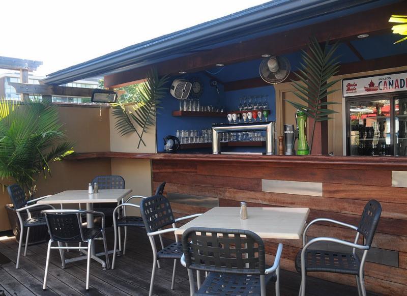 The Roc Restaurant Vancouver Menu