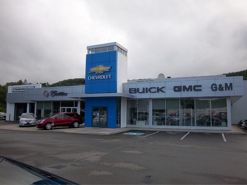 G&M Chevrolet Ltd - Edmundston, NB - 605 rue Victoria | Canpages