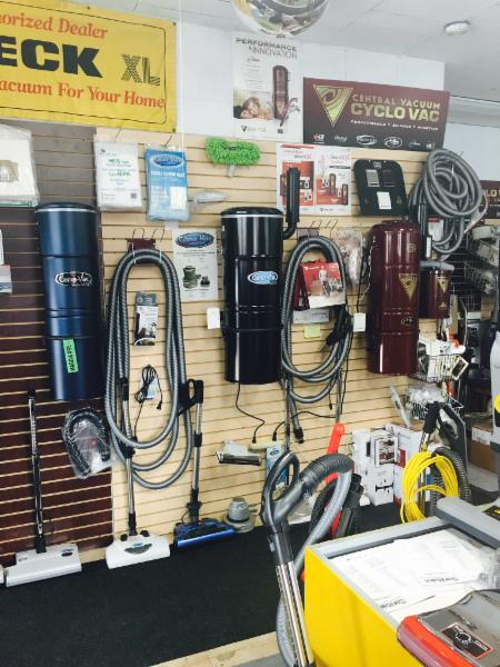 Central Vacuum Systems Sales & Professional Installation