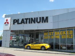 Platinum Mitsubishi Calgary Ab 2720 Barlow Trail Ne