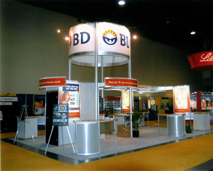 BD Medical Exhibit Large