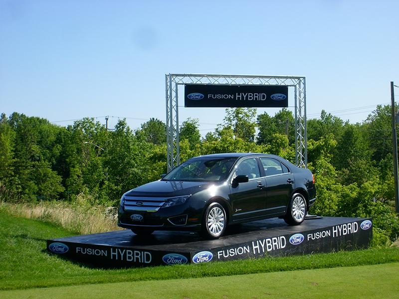 Ford Outdoor Display