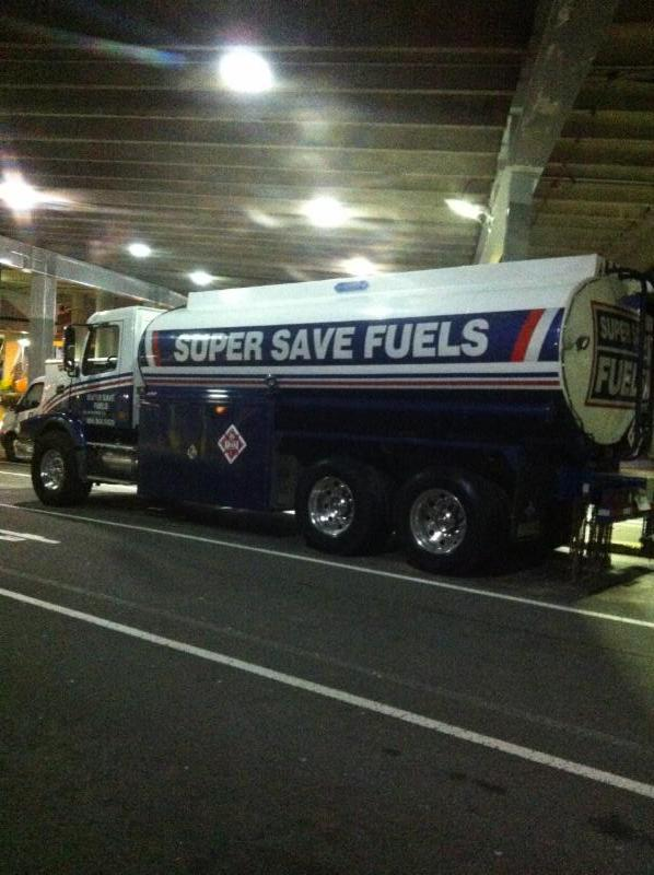 Super Save Fuels North Vancouver Bc 2943 Eddystone