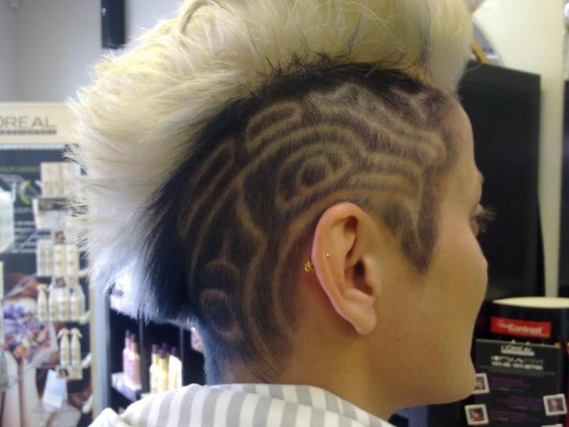 Chameleon Hair - Nanaimo, BC - 3-4286 Departure Bay Rd